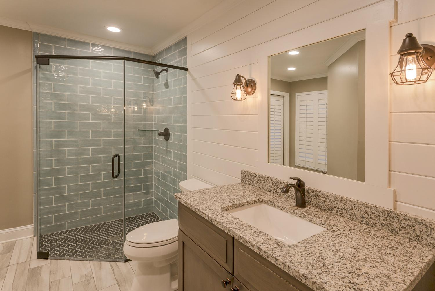 Latest remodeling projects chi contractors for Bathroom vanities clearwater fl